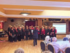 Ladies Choir COR COFNOD entertain us on the second evening
